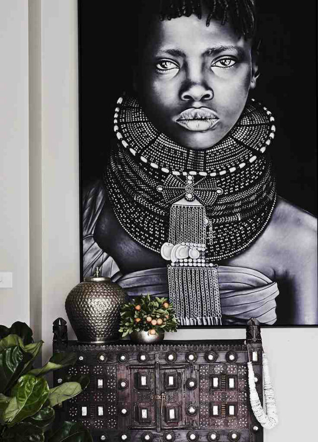 Design Inspiration from Indigenous Worlds  Design Inspiration from Indigenous Worlds Ethnic Decor Ideas African Girl Painting