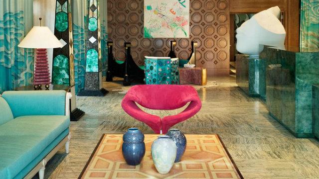 Kelly Wearstler  The Finest Luxury Hotel Designers Kelly Wearstler