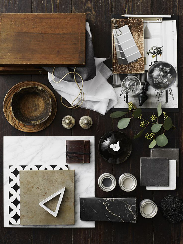 348 Best Images About Mood Board Inspiration On Pinterest: Nature Inspired Moodboard