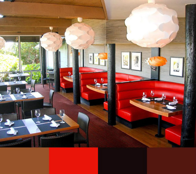 RESTAURANT INTERIOR DESIGN COLOR SCHEMES interior design color schemes RESTAURANT INTERIOR DESIGN COLOR SCHEMES Restaurant Interior Designs