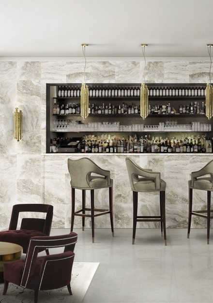 Shaken Bar Design Decor