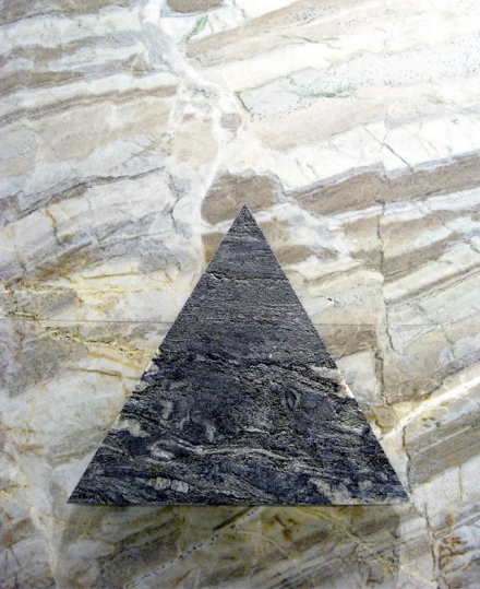 Inspired Nature Design: Natural Stone Installation by Antonio Facco