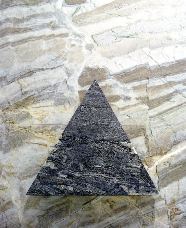 Inspired Nature Design: Natural Stone Installation by Antonio Facco antolini natural stone installation 3