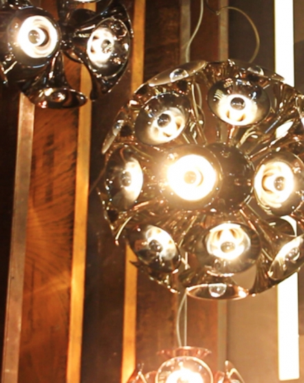 Top 5 lighting styles from Milan Euroluce 2015