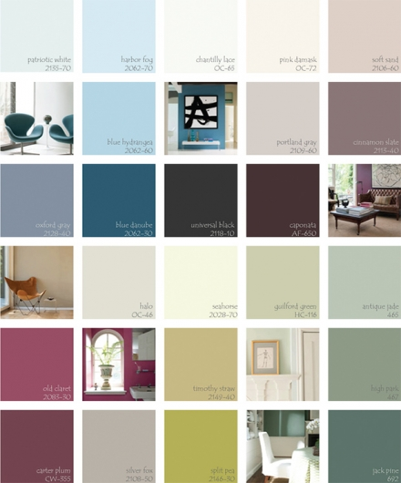 THE ROOM TO BE: Colours combinations that you need to try