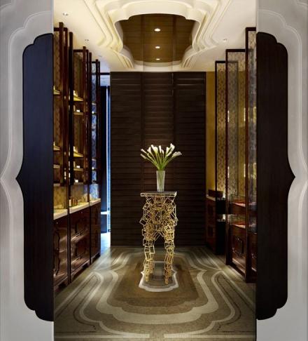 Luxury Design Hotel Shop