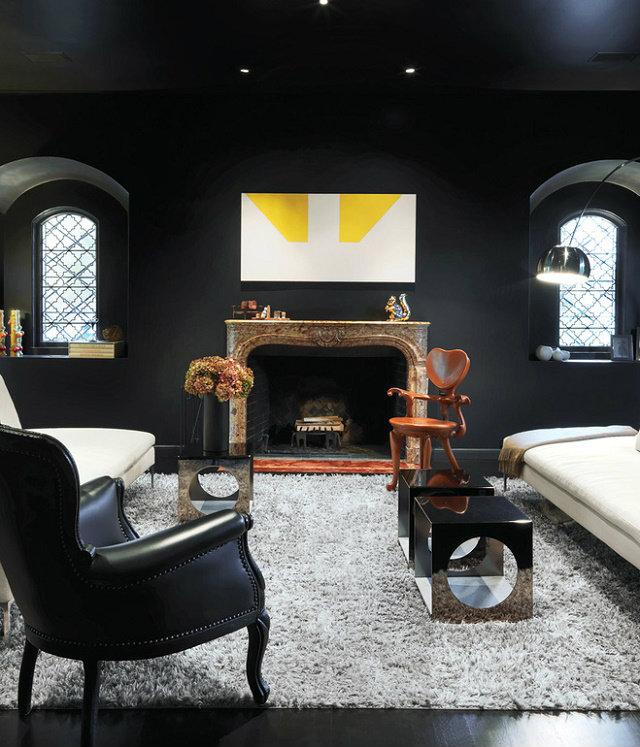 SATURATED COLOR SCHEMES  SATURATED COLOR SCHEMES IDEAS gans turin residence living room rectangle
