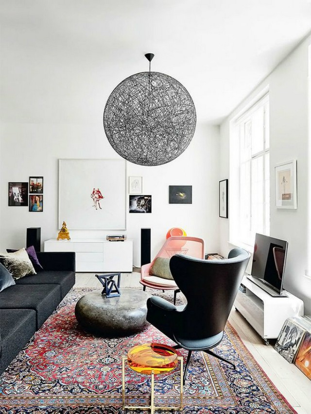The beauty of contrast: modern touches in traditional spaces with rugs  Inspiration by beauty of contrast: modern touches in traditional spaces with rugs rugs 1