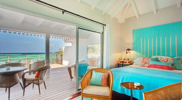 10 caribbean resorts to die for  10 Caribbean Resorts To Die For Amazing Caribbean Resorts Le Guanahani StBarth