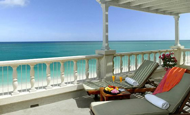 10 Caribbean resorts to Die for  10 Caribbean Resorts To Die For Amazing Caribbean Resorts Regent Palms Turks and Caicos