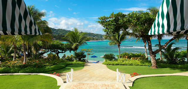 10 Caribbean Resorts to die for  10 Caribbean Resorts To Die For Amazing Caribbean Resorts Round Hill Jamaica