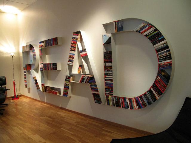 Bookshelves as an Exceptional Decor Detail  Bookshelves as an Exceptional Decor Detail Bookshelves interior design Read