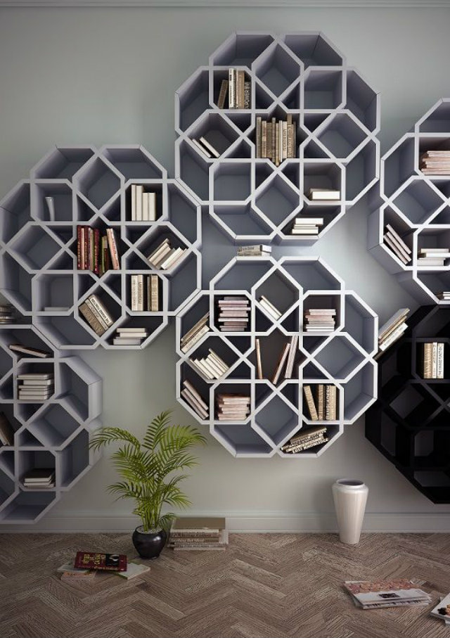 Geometrical Design for Furniture