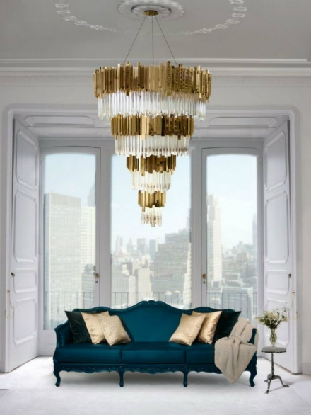Hanging Light Inspiration. The World of Chandeliers
