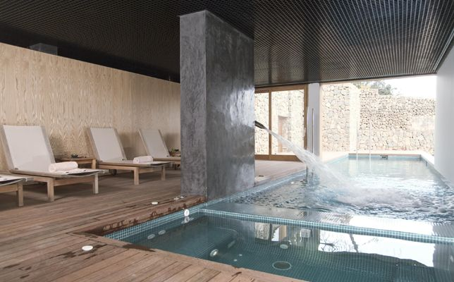 10 Leading SPAs in the Mediterranean  10 Ideas for a retreat in the Leading SPAs in the Mediterranean Hotel San Brull Mallorca Spa