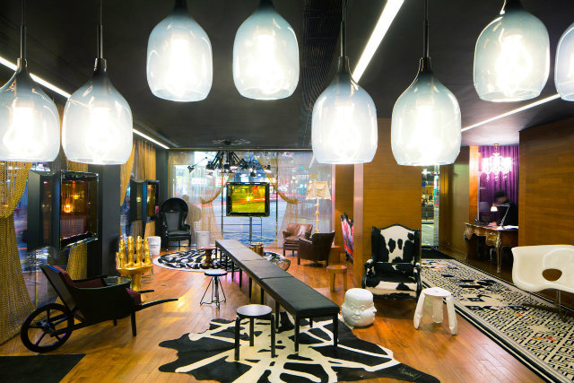 10 Stunning Design Hotels in Asia  10 Stunning Design Hotels in Asia J Hotel HongKong