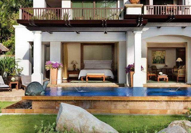 10 Stunning Design Hotels in Asia  10 Stunning Design Hotels in Asia JW MArriott Phuket