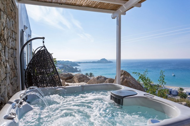 10 Leading SPAs in the Mediterranean  10 Ideas for a retreat in the Leading SPAs in the Mediterranean Myconian Ambassador Spa