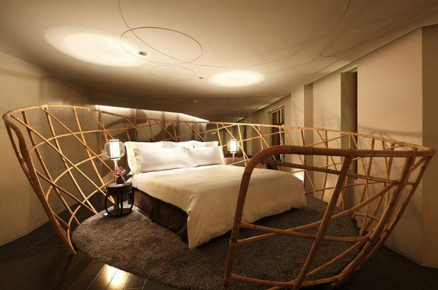 10 Stunning Design Hotels in Asia  10 Stunning Design Hotels in Asia Swtach Art Peace Hotel Shanghai