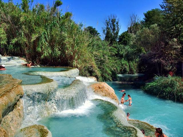 10 Leading SPAs in the Mediterranean  10 Ideas for a retreat in the Leading SPAs in the Mediterranean Terme di Saturnia