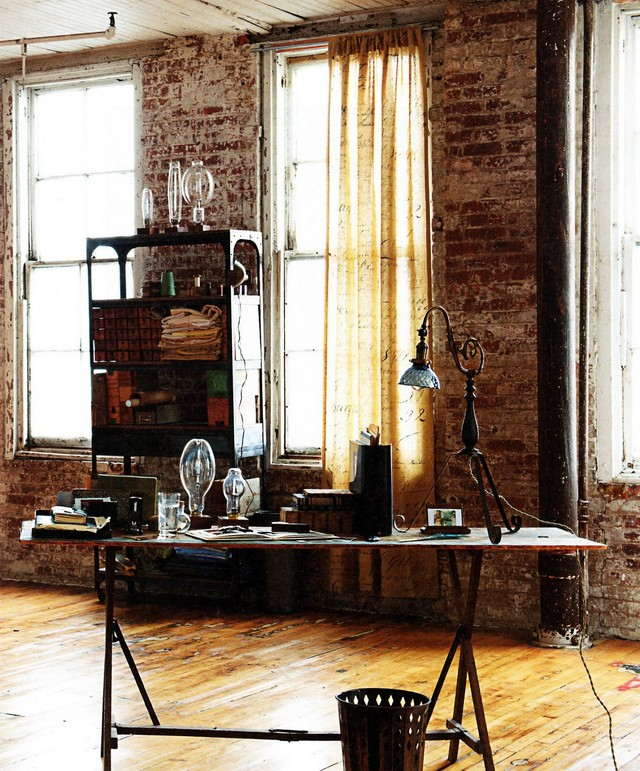 Interia Design: Industrial Inspiration: Modern Looks For Your Living Room