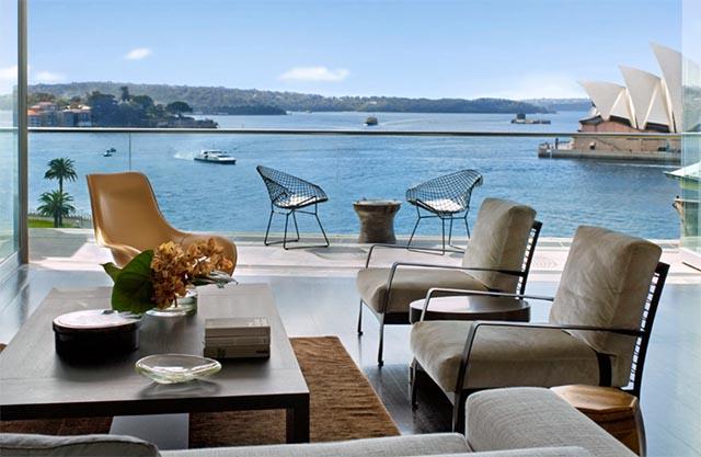 Inspiration - Sydney Harbour Penthouse by Sarah Davison  Inspiration – Sydney Harbour Penthouse by Sarah Davison 1