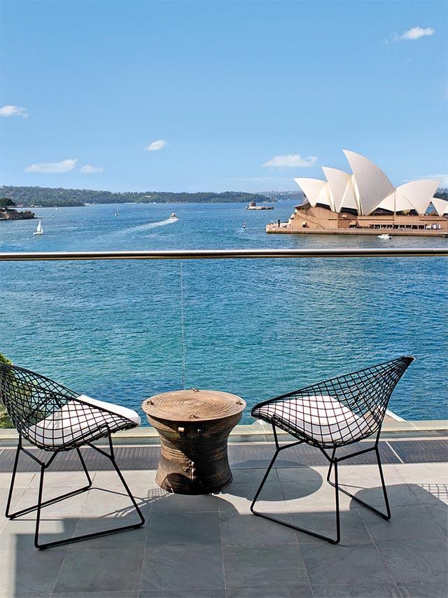 Inspiration – Sydney Harbour Penthouse by Sarah Davison 5