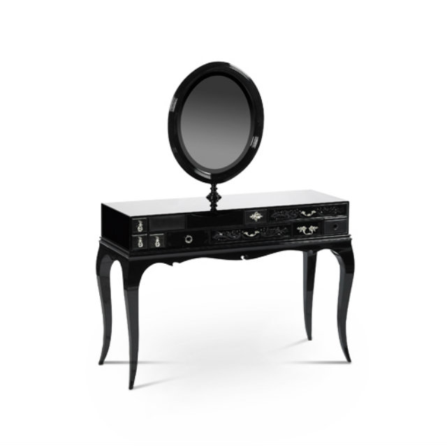 Dressing Tables: Every Girl's Dream  Dressing Tables: Every Girl's Inspiration Dressing Tabe Melrose Maison Valentina