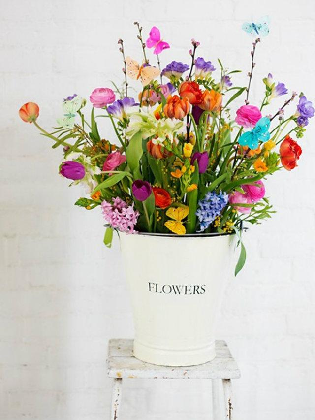 Mood Board: Summer Flower Color Inspiration home decor Mood Board: Summer Flowers Color Inspiration in Your Home Decor Flower Mood Board Wilde country flower all colours