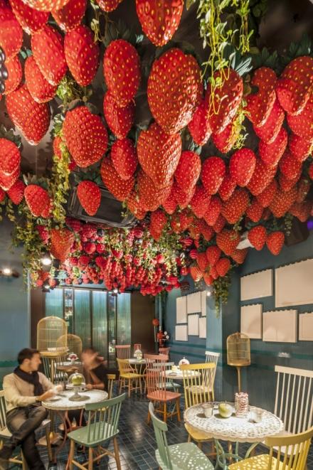 Inspiration: 10 Amazing Restaurant Interiors
