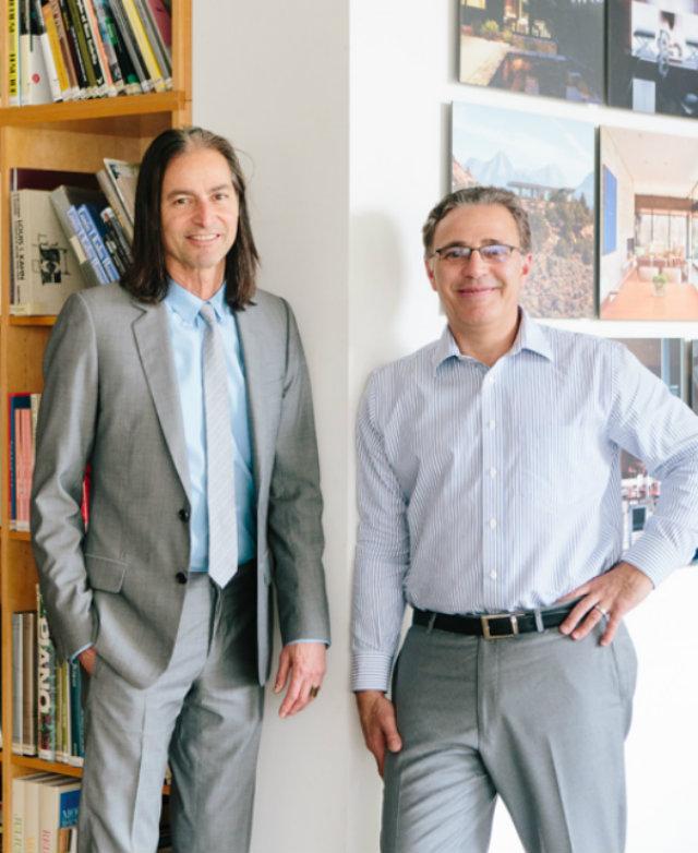 Leo Marmol and Ron Radziner Feature  BEST DESIGN INSPIRATION BY MARMOL RADZINER Leo Marmol and Ron Radziner Feature