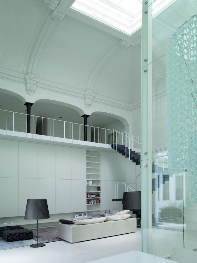 Lissoni-Book-Loft  Best design inspiration by PIERO LISSONI Lissoni Book Loft