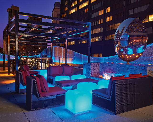 GET INSPIRED – Stunning Rooftops in Chicago - The Dec Rooftop Lounge + Bar Chicago rooftop bars GET INSPIRED – Stunning Chicago Rooftop Bars The Dec