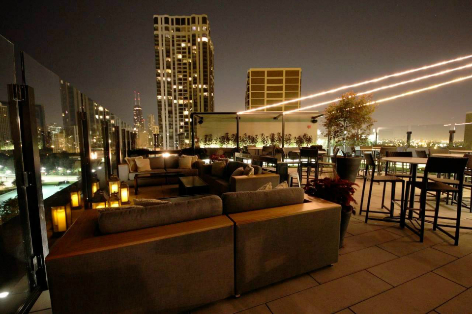 GET INSPIRED - Stunning Chicago Rooftop Bars