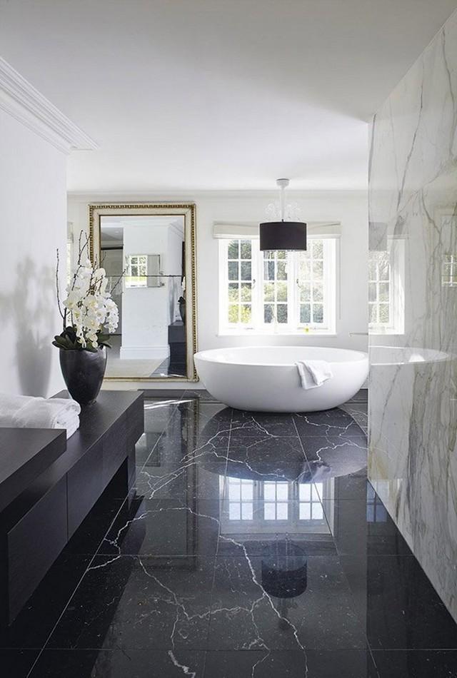The Marble Bathroom - a unique home décor material (4)  The Marble Bathroom – a unique home décor material The Marble Bathroom a unique home d  cor material 4