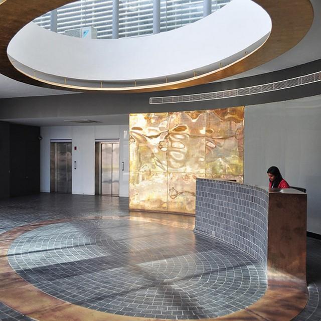 Best design inspiration by Blocher Blocher Partners Architects  Best design inspiration by Blocher Blocher Partners Architects Top Interior Designers Jutta and Dieter Blocher Mondeal Square 9