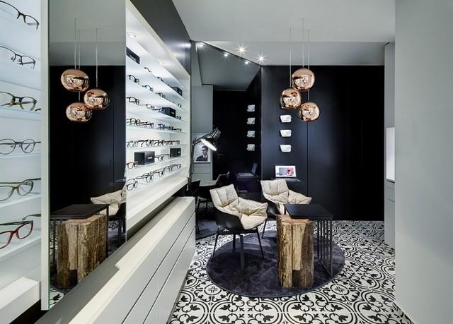 Top Interior Designers_Marc Heikaus_Ladenbau Optik  10 Fashion shop ideas by Heikaus Interiors that may inspire you Top Interior Designers Marc Heikaus Ladenbau Optik