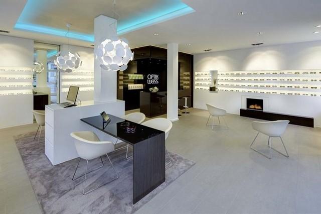 Top Interior Designers_Marc Heikaus_Optik Weiss  10 Fashion shop ideas by Heikaus Interiors that may inspire you Top Interior Designers Marc Heikaus Optik Weiss