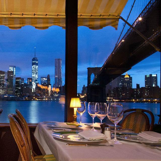 10 Amazing Waterfront Restaurants Around the World  10 Amazing Waterfront Restaurants Around the World Waterfront Restaurant Brooklyn Cafe