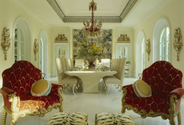 best interior designers top interior designers kirill istomin red and gold - Red And Gold Interior Design