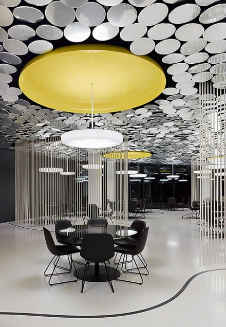 Best design inspiration by Ippolito Fleitz Group