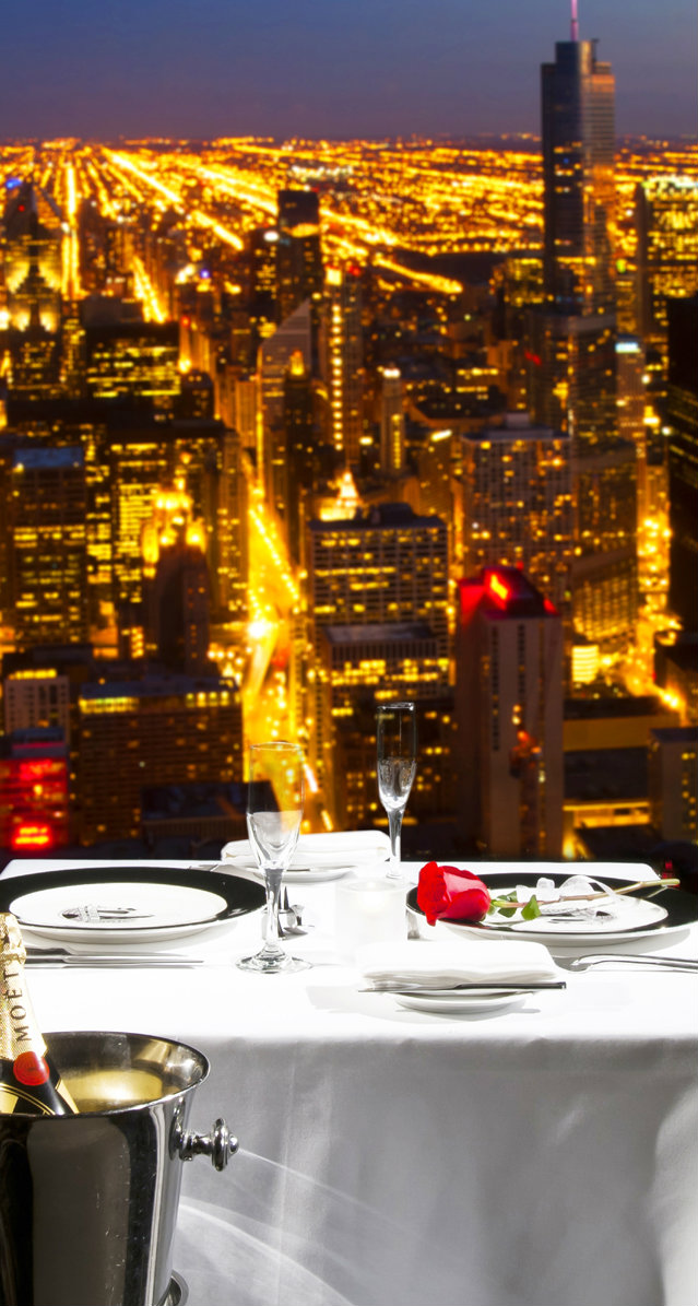 10 amazing and inspiring restaurant in Chicago-SignatureRoom restaurants in chicago 10 amazing and inspiring restaurants in Chicago you need to try 10 amazing and inspiring restaurant in Chicago SignatureRoom