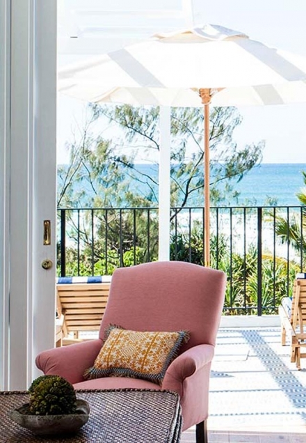 Halcyon House boutique hotel: colour and soul inspirations