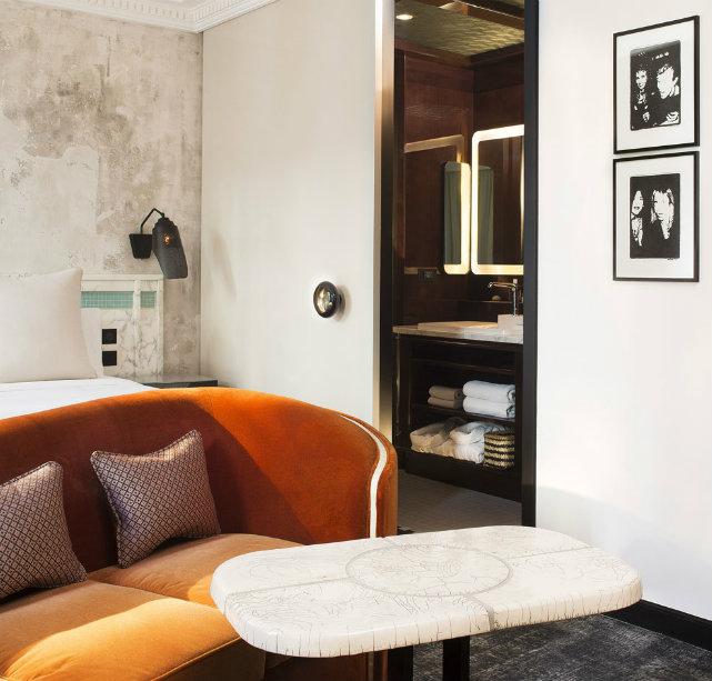 Inspiring Design Hotels - Les Bains (4) Les Bains Inspiring Boutique Hotels – Les Bains Inspiring Design Hotels Les Bains 4