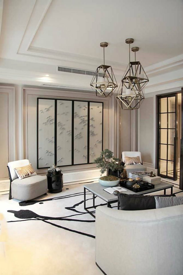 Interior design inspiration to renovate your living room for Interior design office inspiration