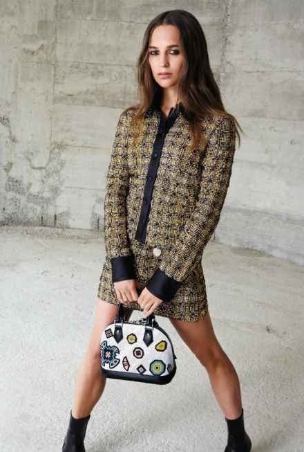 Louis Vuitton at London: the latest Nicolas Ghesquiere inspirations