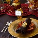 Burgundy Thanksgiving colour