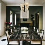 Carrara Marble Dining table for Classical Dining Rooms (5)