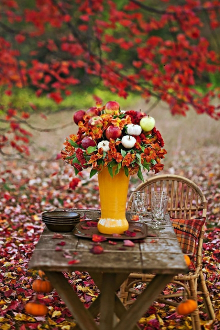 Top Fall Trend Color Schemes for your Home Decor