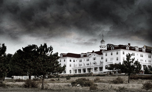 The Stanley Hotel in USA. Famous in popular culture for having inspired horror novelist Stephen King to write The Shining, published in 1977. It is generally studied for its paranormal activities and documented ghost presences.  haunted mansions Top 15 Haunted Mansions to Inspire Your Halloween Weekend HALLOWEEN 11 STANLEY HOTEL USA